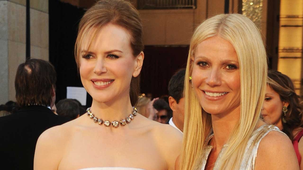 Gwyneth Paltrow Has the Sweetest Response to Nicole Kidman and Keith Urban's PDA Pic
