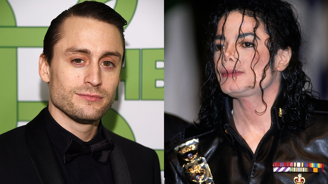 Kieran Culkin Talks 'Leaving Neverland' Claims Against Michael Jackson