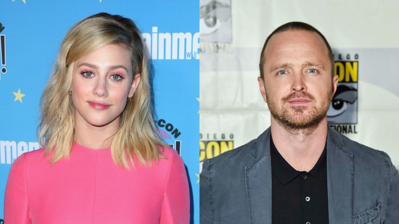 Lili Reinhart, Aaron Paul and More Stars Send Love to El Paso After Deadly Shooting