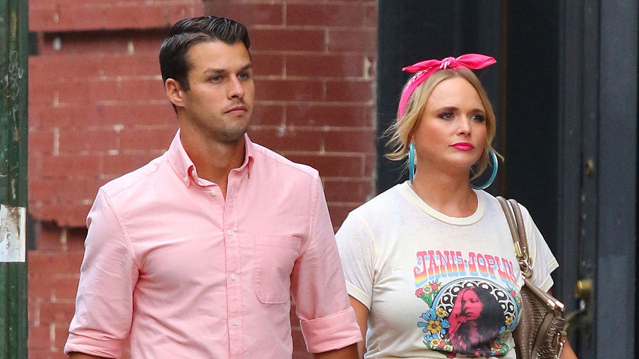 Miranda Lambert and Husband Brendan Hold Hands During NYC Outing