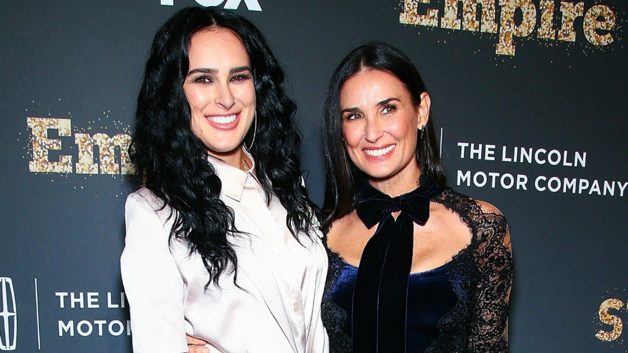 Demi Moore Shares Adorable Baby Pics of 'Magnificent' Daughter Rumer for Her Birthday