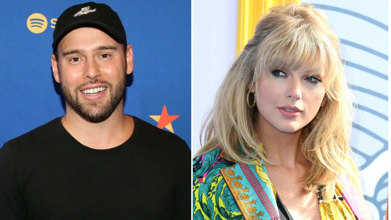 Scooter Braun Praises Taylor Swift's New Album 'Lover' Following Feud