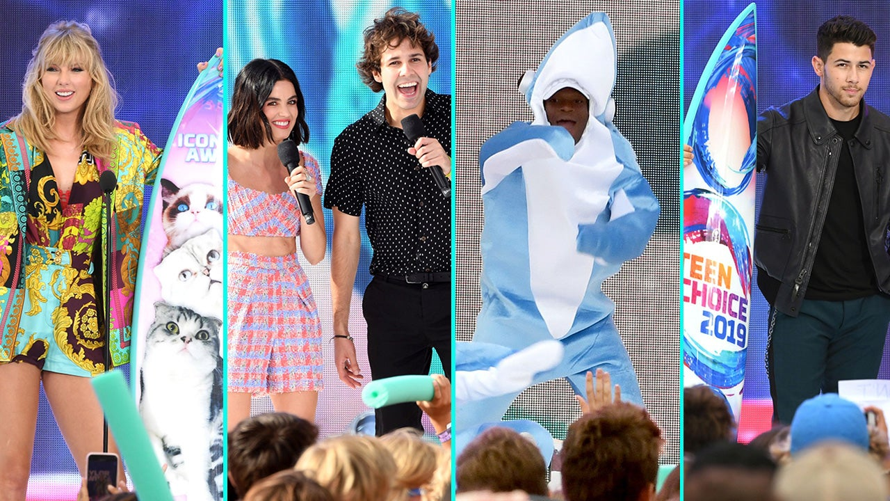 2019 Teen Choice Awards: The Best, Worst and Weirdest Moments