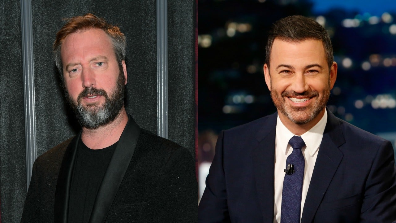 Tom Green Accuses Jimmy Kimmel of Ripping off His Prank