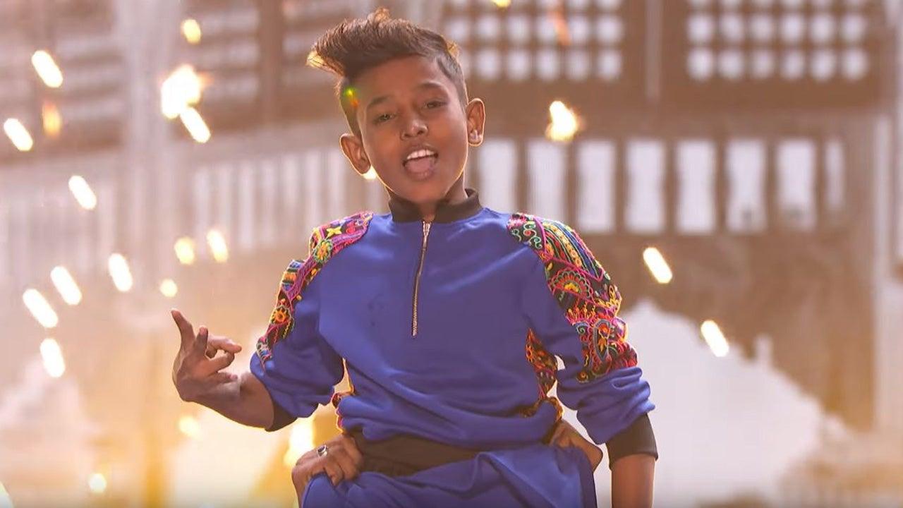 'America's Got Talent': Amazing Indian Acrobatic Dance Crew V.Unbeatable Rules the Night