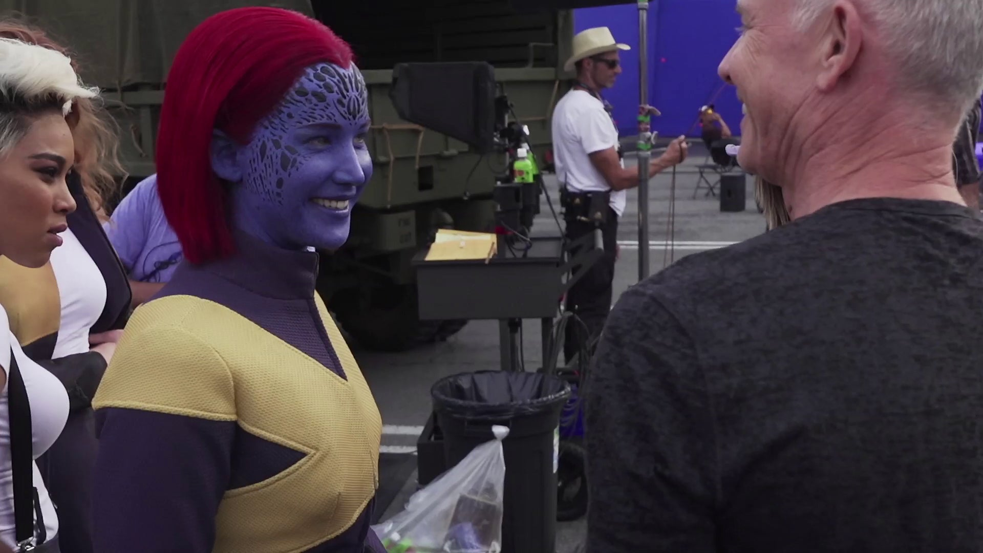 How Jennifer Lawrence Said Goodbye to 'X-Men': Inside Her Last Day on Set (Exclusive)