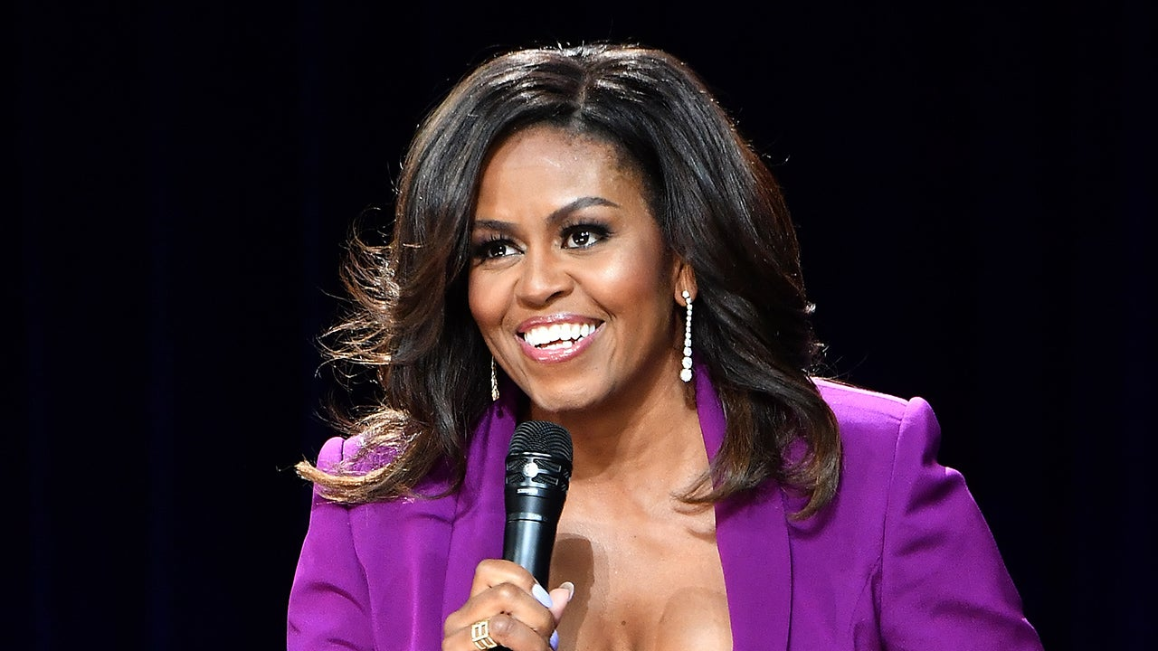 Michelle Obama's 2020 Workout Playlist Features Lizzo, Beyoncé and More