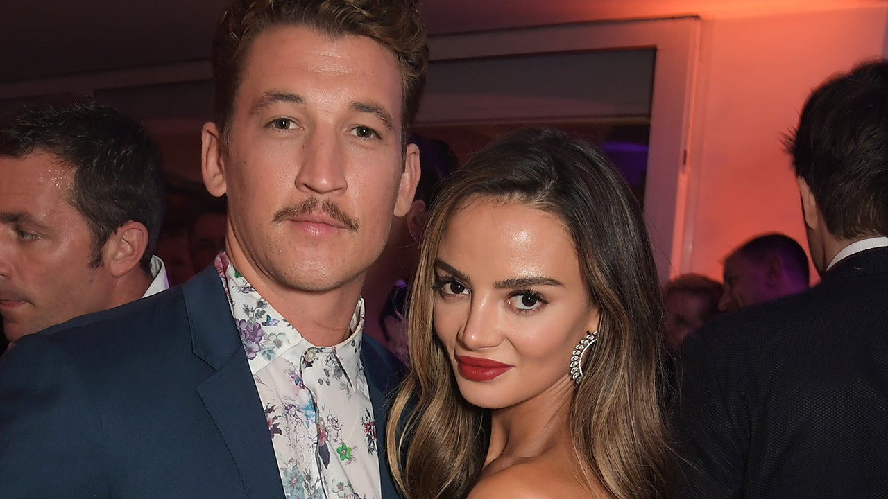 Keleigh Sperry Shares Pics From Wedding to Miles Teller -- and Their Flowers From Taylor Swift