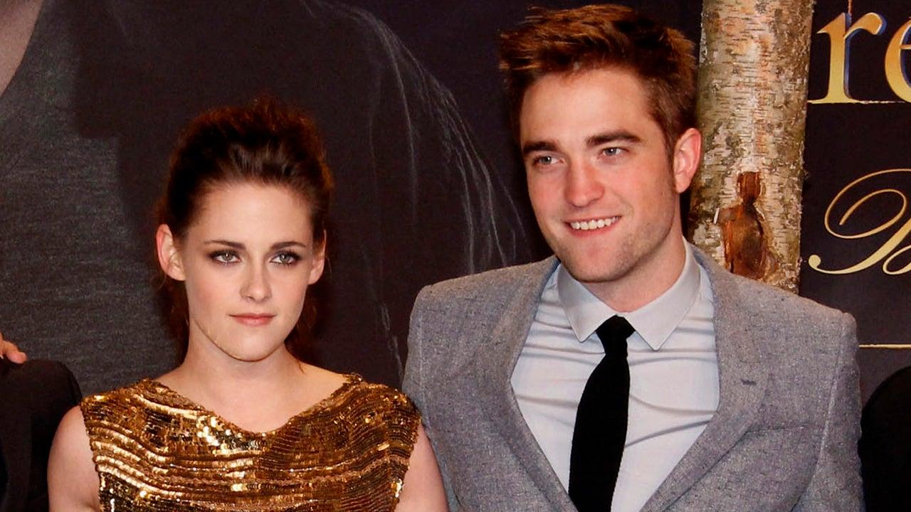 Kristen Stewart Opens Up About Robert Pattinson Romance