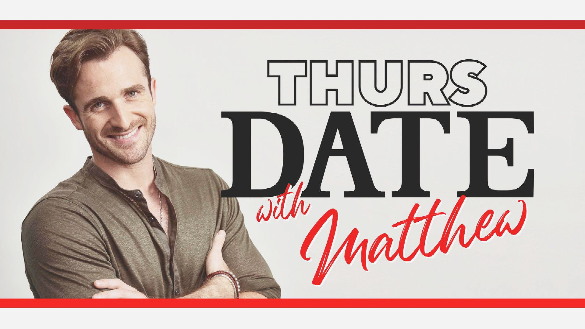 'ThursDATE': Matthew Hussey Gives Tips on How to Get Back Into the Dating Scene (Exclusive)