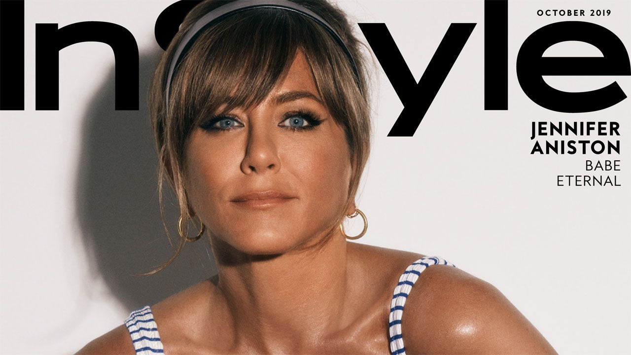 Jennifer Aniston Talks Experiencing Ageism at 50: 'We Need to Establish Some Etiquette'