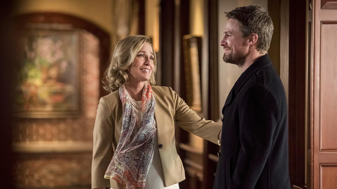 'Arrow': How Season 8 Deals With Felicity's Absence