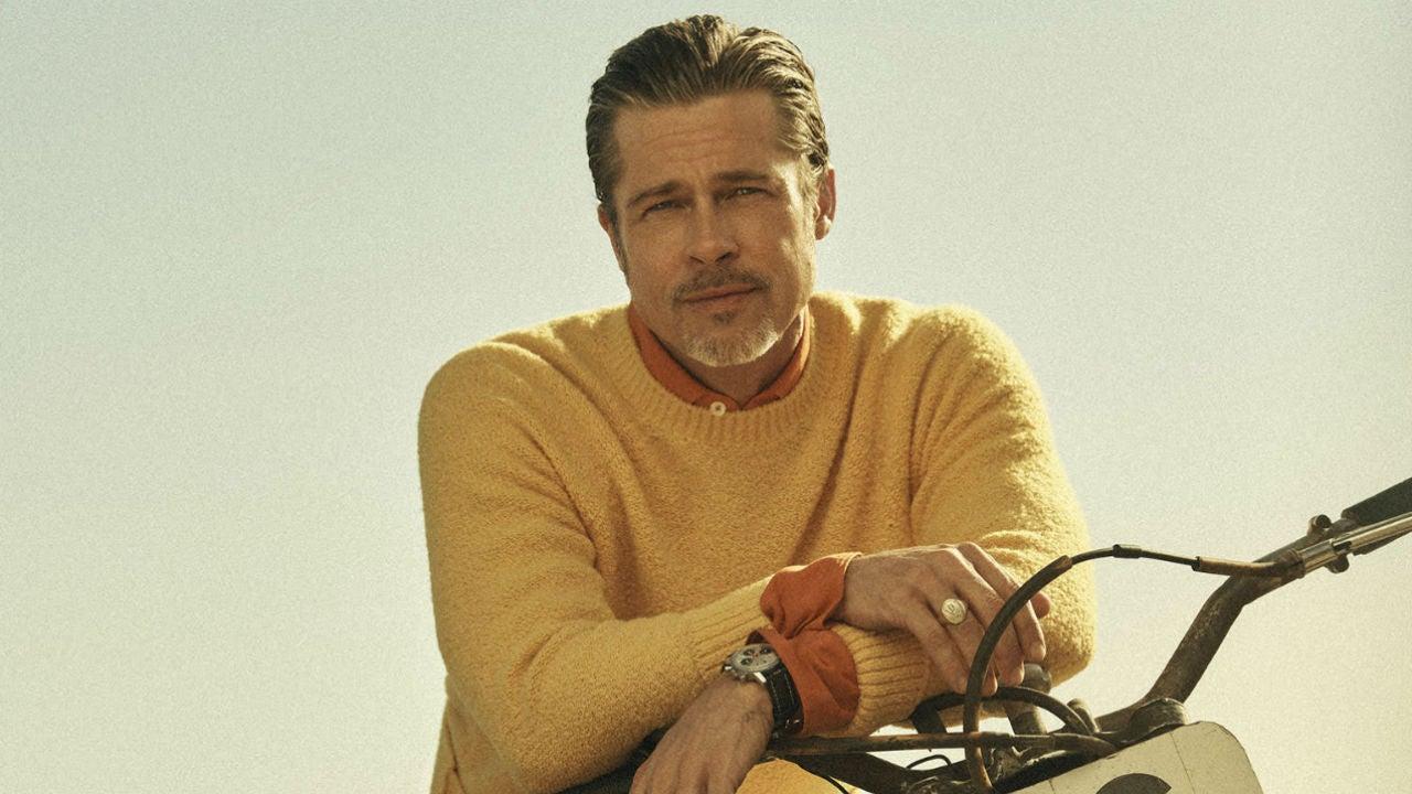 Brad Pitt Talks Putting His 'Embarrassments' Into His Roles