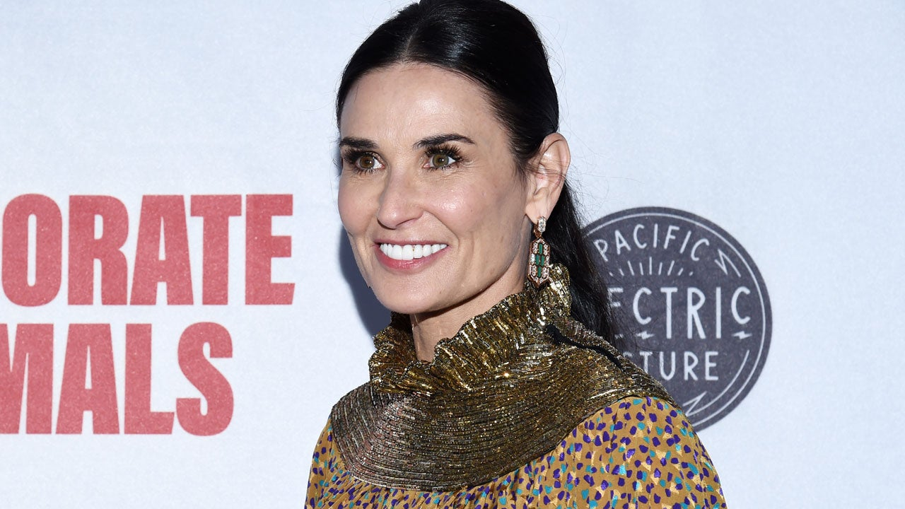 Demi Moore Says Having Daughters' Support Is 'Everything' Ahead of Memoir Release (Exclusive)