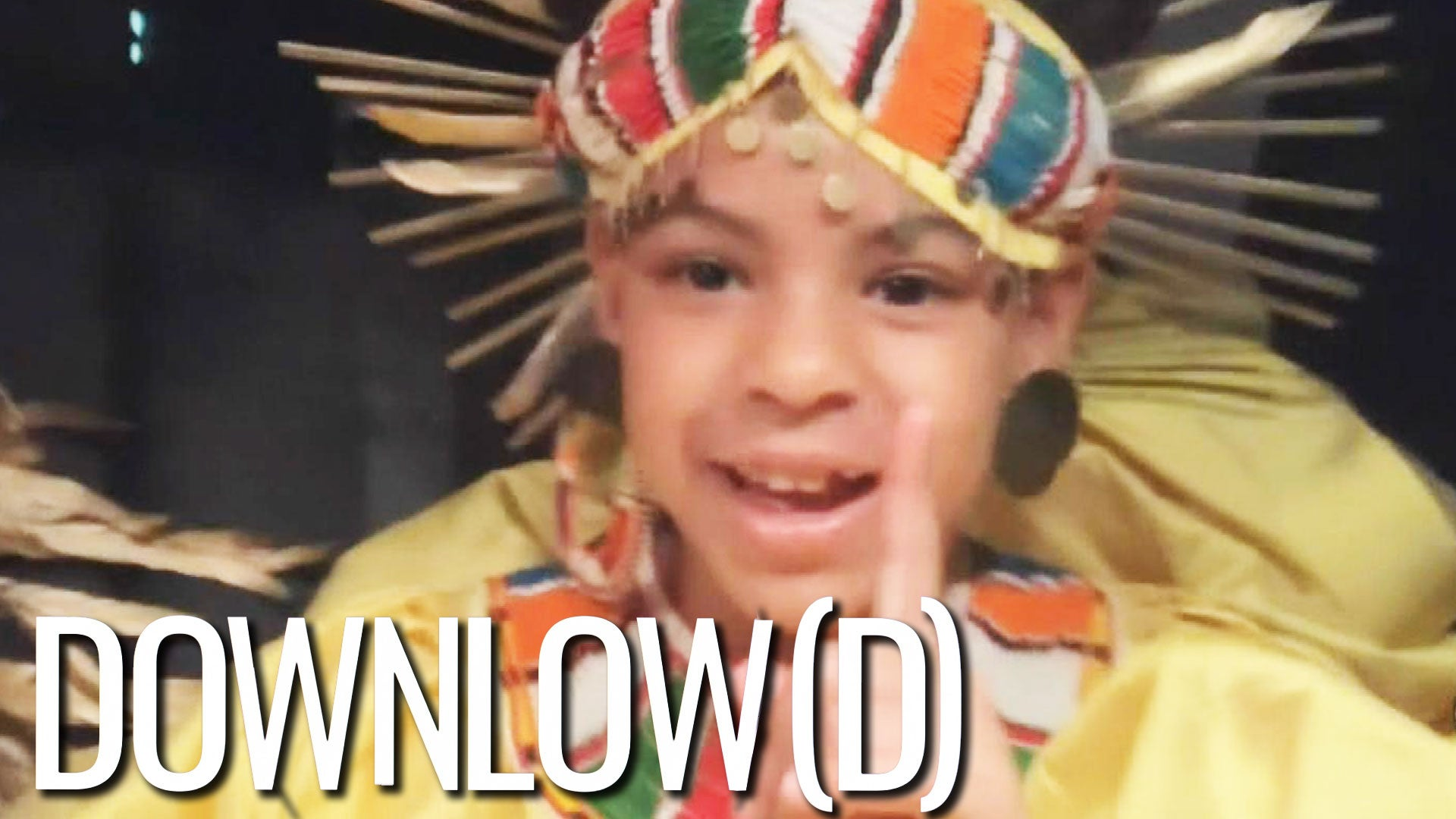 Blue Ivy Steals the Show During Beyonce's TV Special | The Downlow(d)