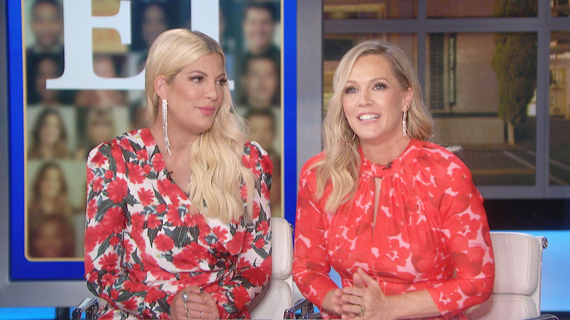 'BH90210' Stars Tori Spelling and Jennie Garth Dish on Finale and Season 2 Plans (Exclusive)