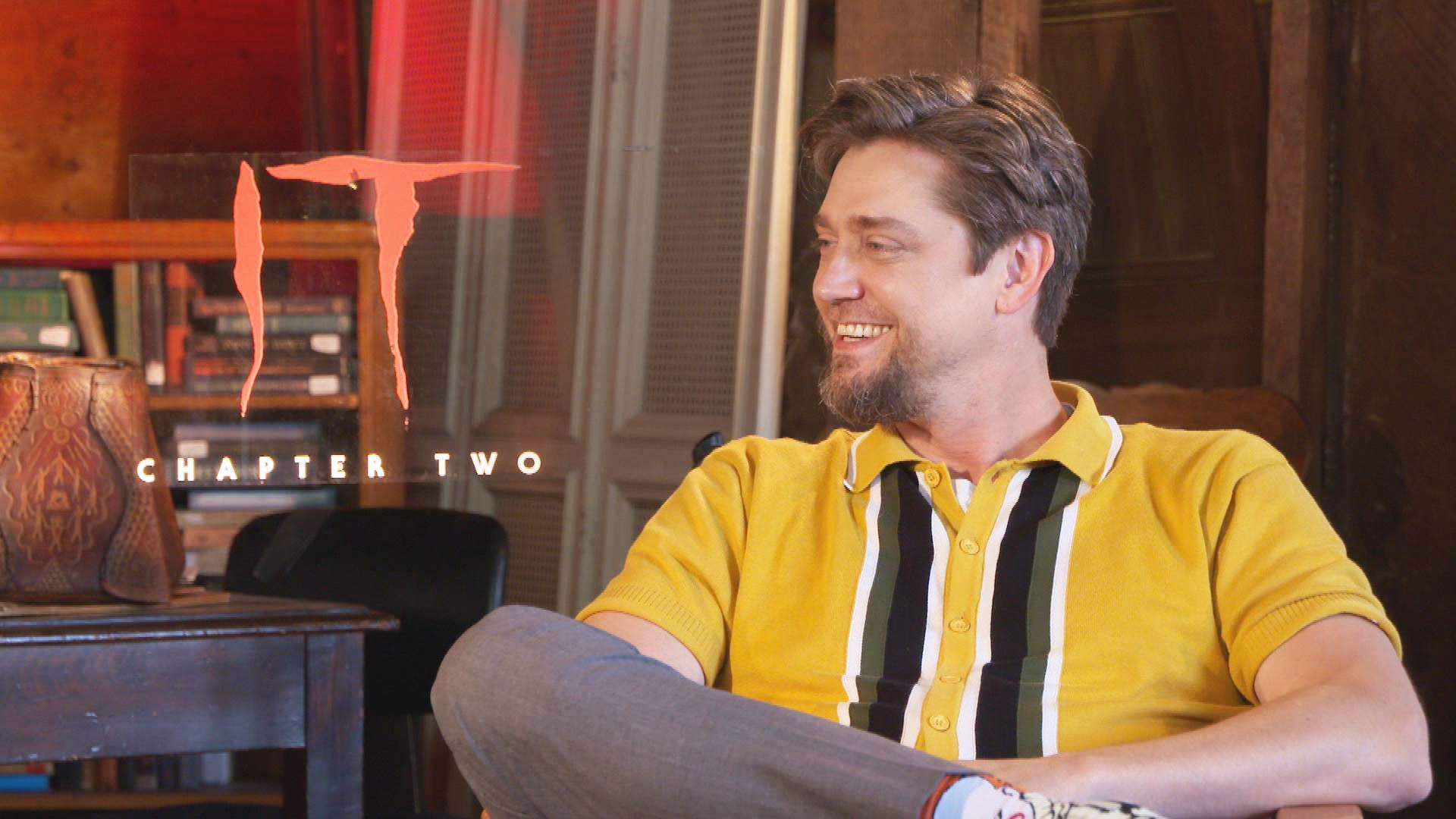 'IT Chapter Two' Director Andy Muschietti Says He's 'Not Done' Filming (Exclusive)