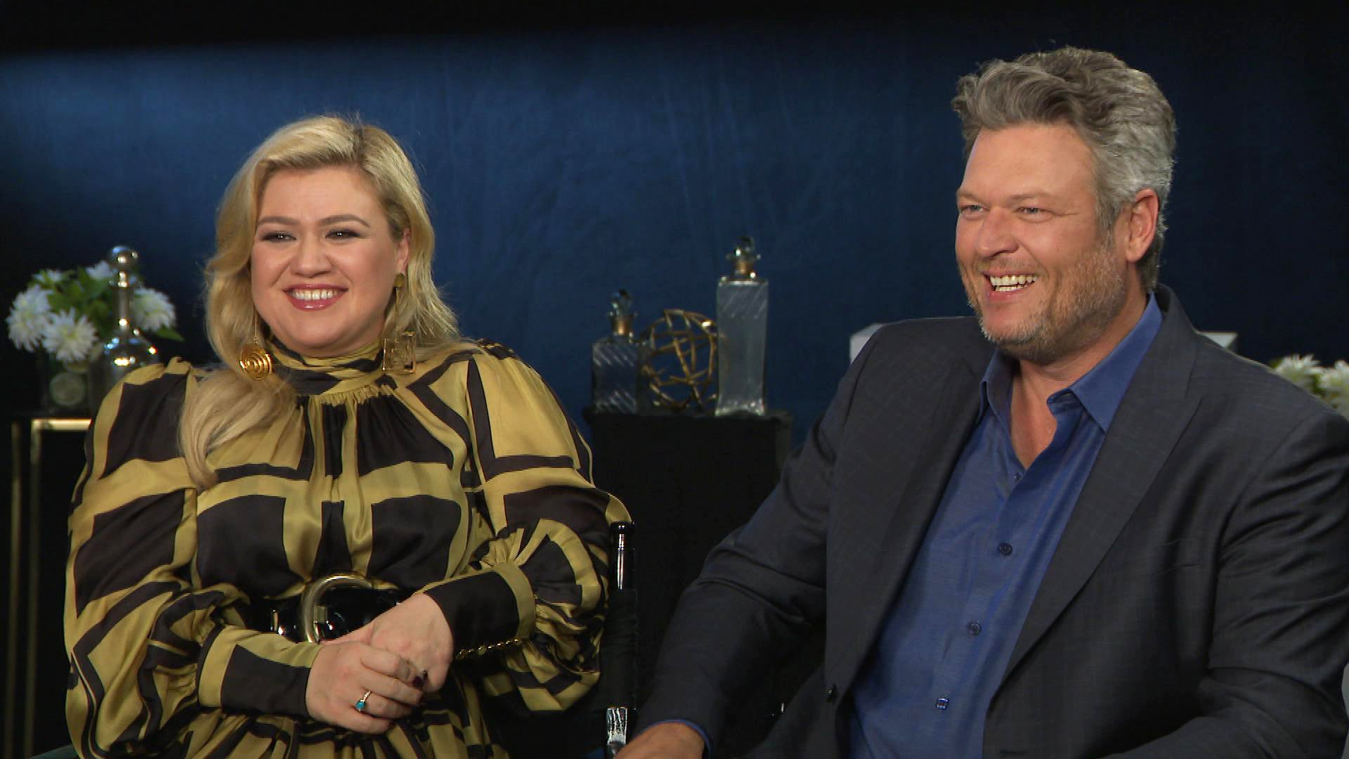 Blake Shelton and Kelly Clarkson Reveal Why Taylor Swift Is Such a Great Mentor on 'The Voice' (Exclusive)