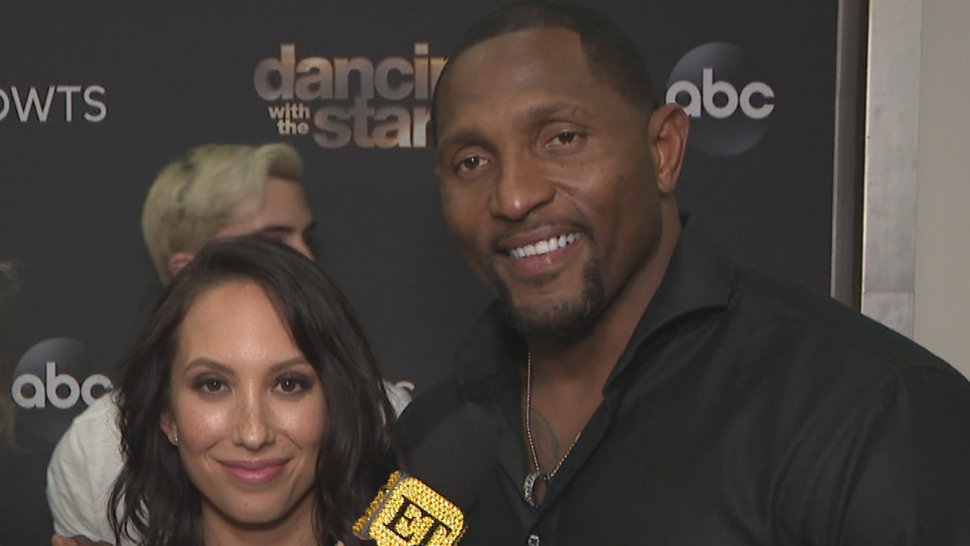 'DWTS' Couples React to Ray Lewis Withdrawing From Competition (Exclusive)