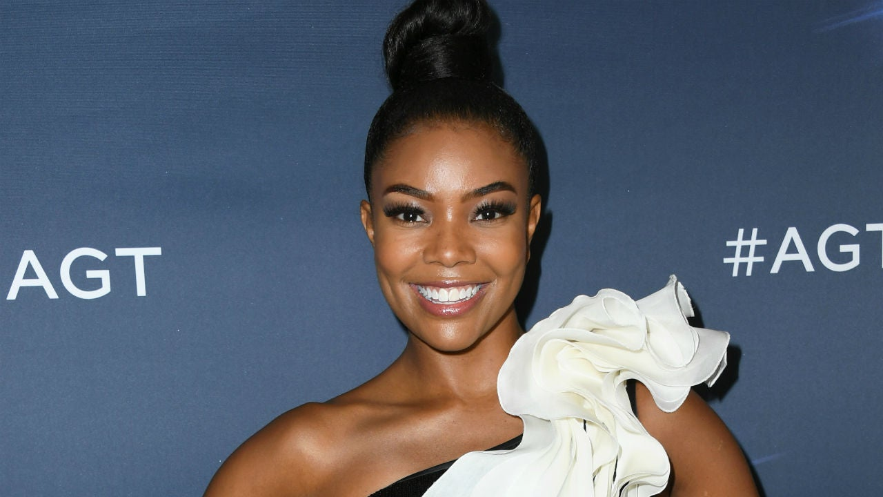 Gabrielle Union Claps Back at Criticism of Her and Dwyane Wade's Family Photo