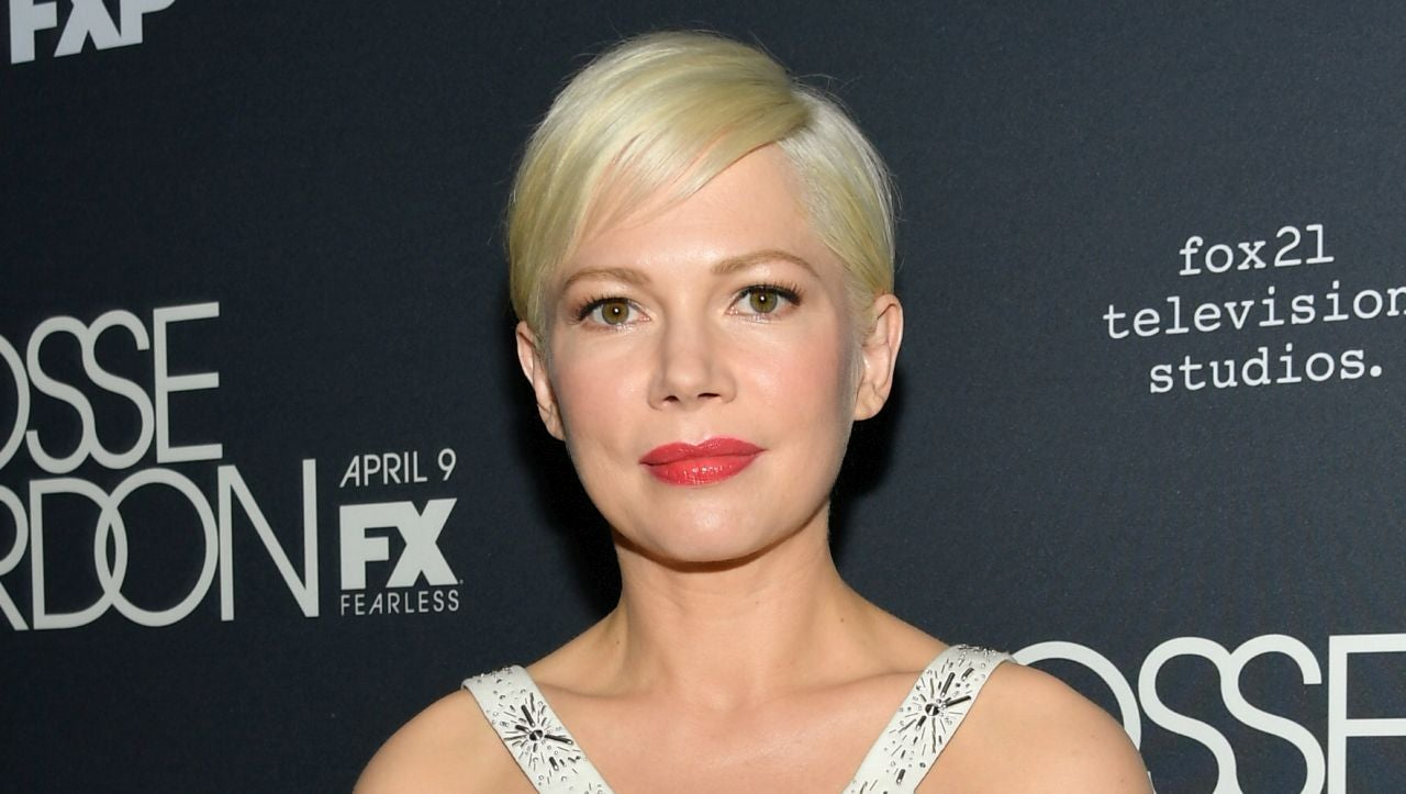 Michelle Williams Wins First Emmy for 'Fosse/Verdon'