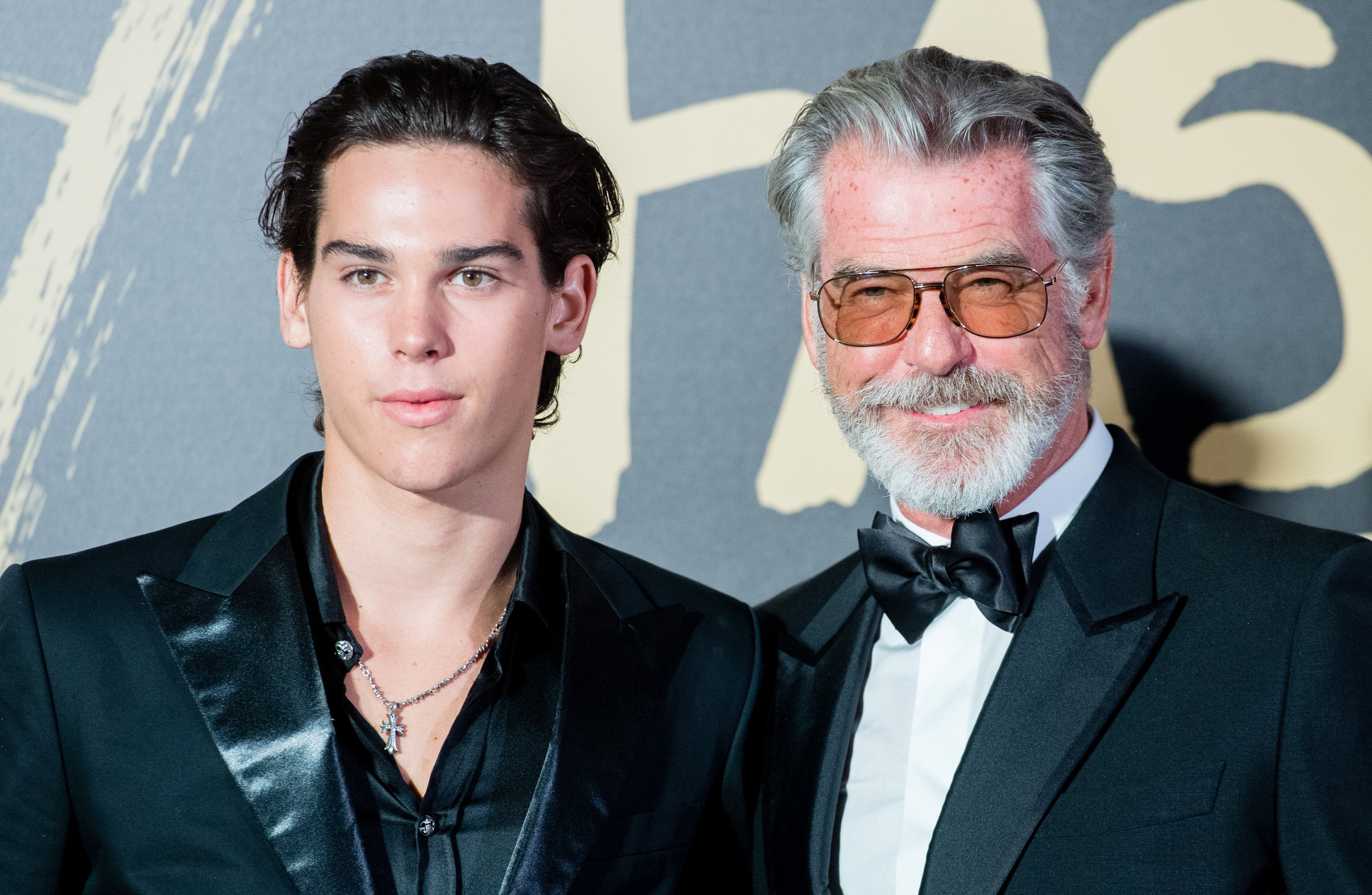 Pierce Brosnan's Son Will Have You Seeing Double at London Fashion Week: Pic