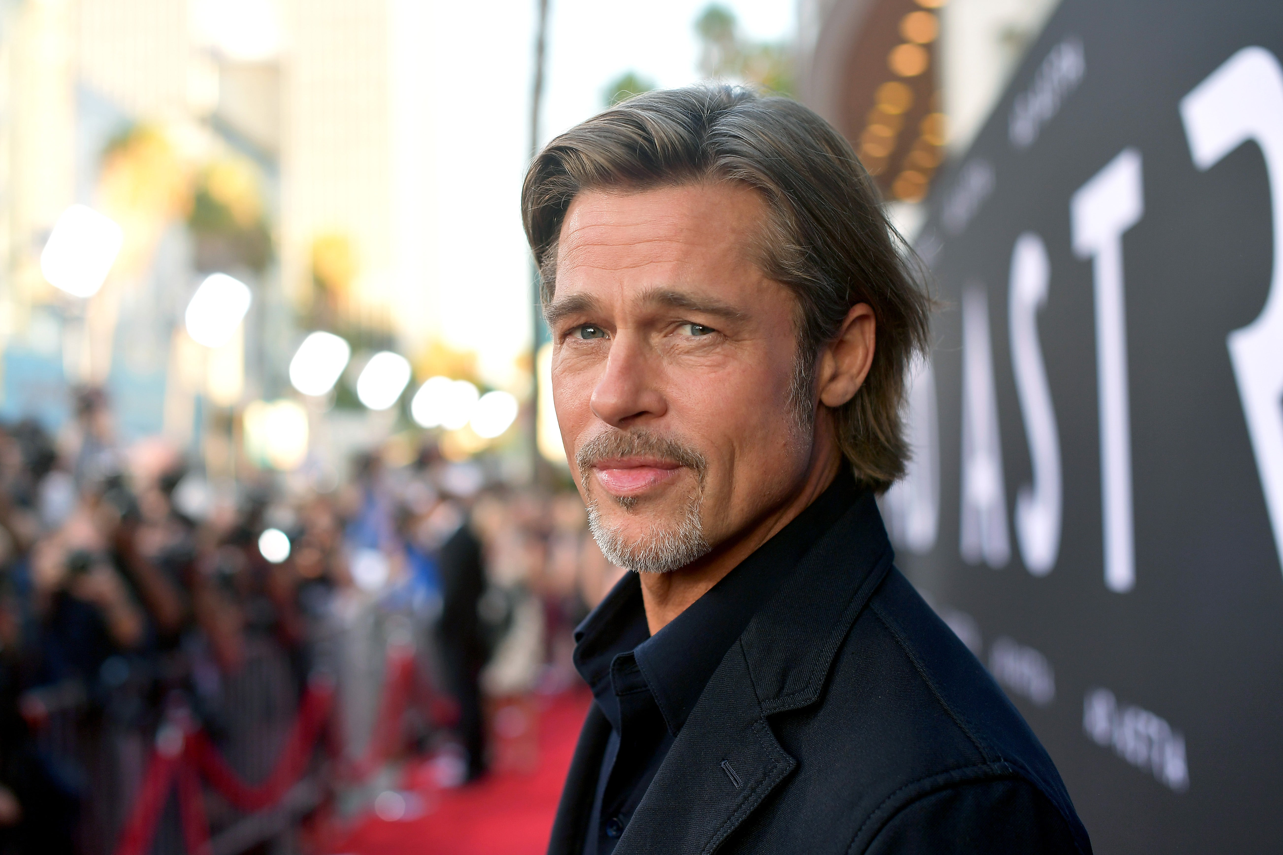 Brad Pitt Responds to the Internet's Thirst Over Him After Sexy GQ Spread (Exclusive)