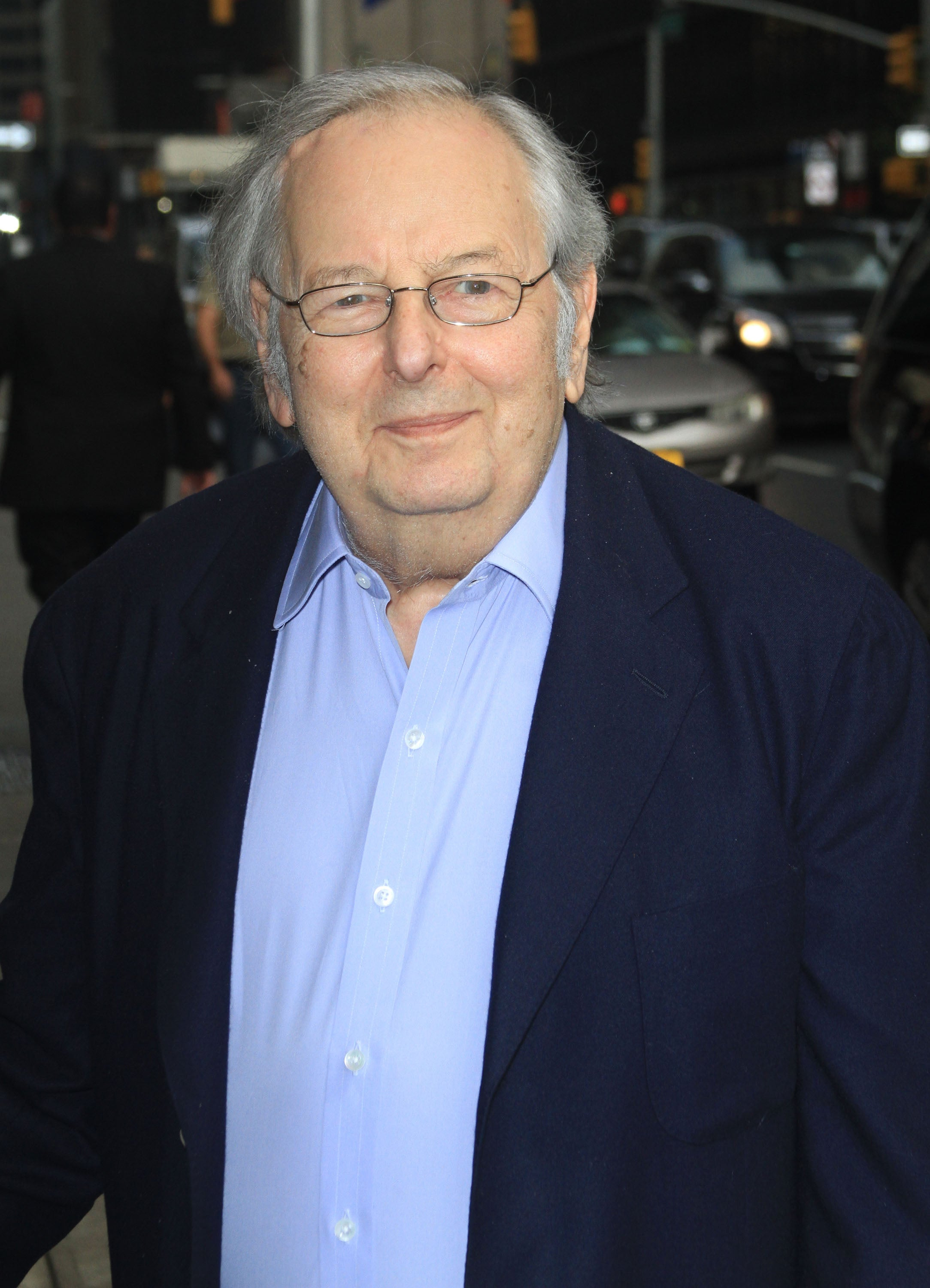 The Emmys Mistook Composer Leonard Slatkin for the Late André Previn in the In Memoriam