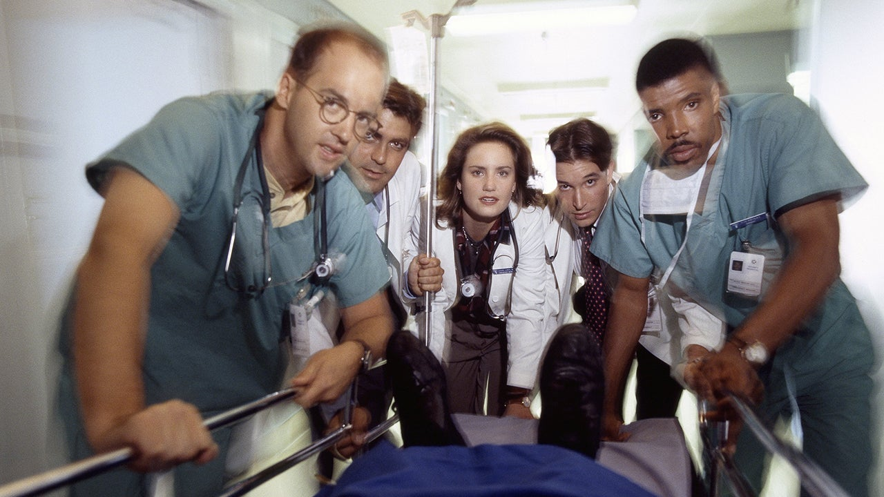'ER': 25 Years Later and We Still Love This NBC Medical Drama!