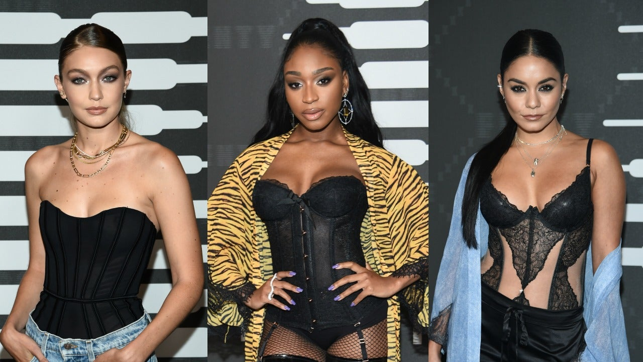 Gigi Hadid, Normani & More Rock Lingerie at Rihanna's Savage x Fenty NYFW Show -- See the Red Carpet Looks