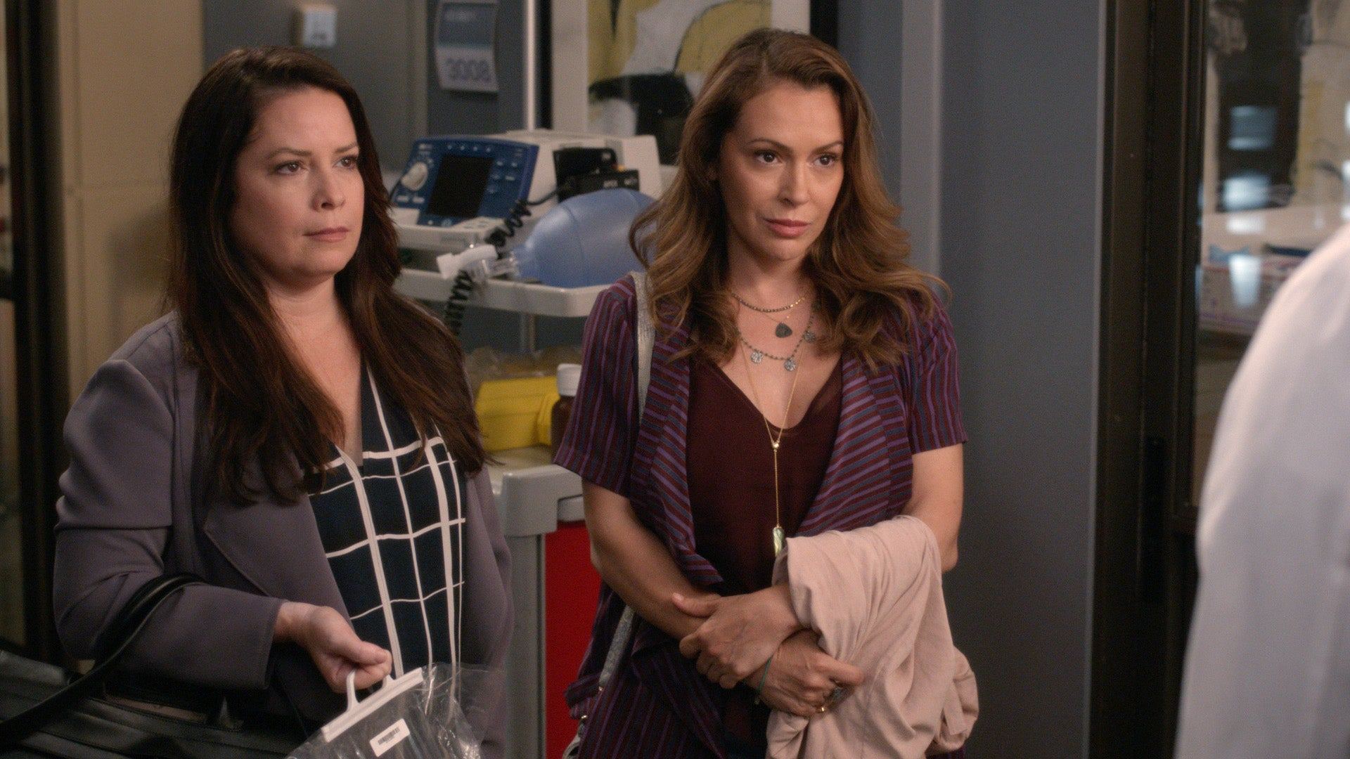 'Charmed' Stars Alyssa Milano and Holly Marie Combs to Reunite on 'Grey's Anatomy'