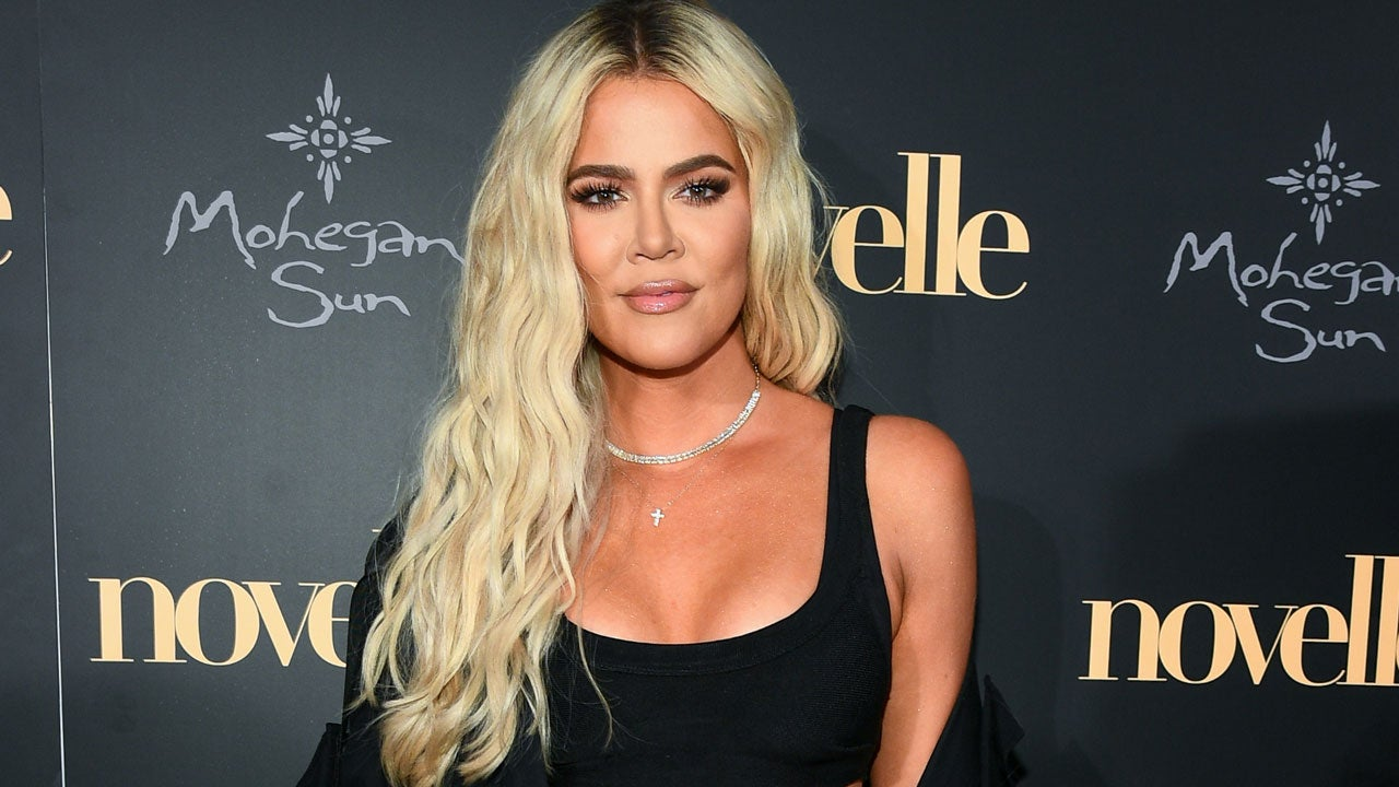 Khloe Kardashian Poses Nude in Bed for Steamy New Poosh Shoot
