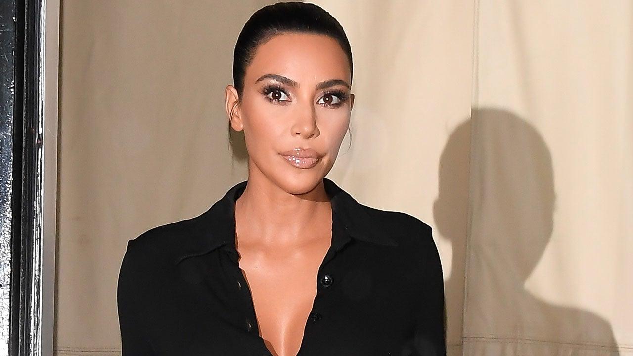 Kim Kardashian Throws It Back to Her First Tweet Ever