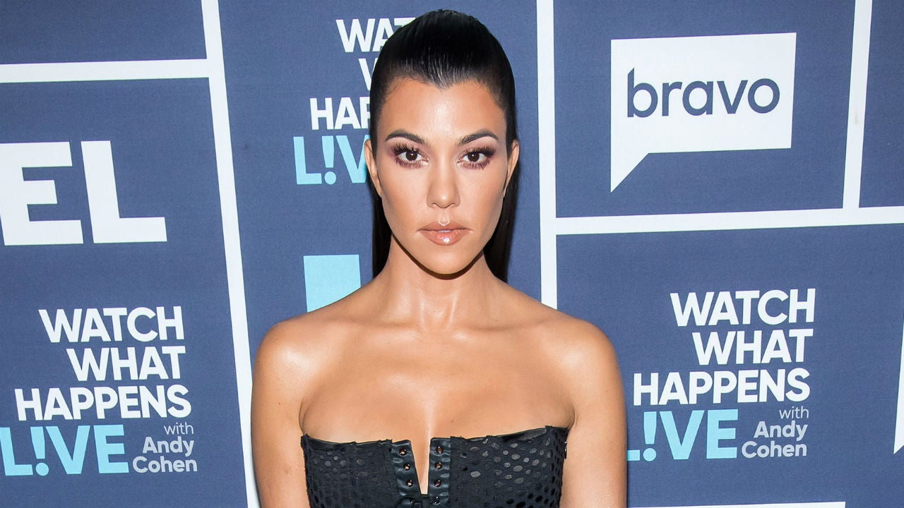 Kourtney Kardashian Says She's Considered Leaving 'KUWTK'
