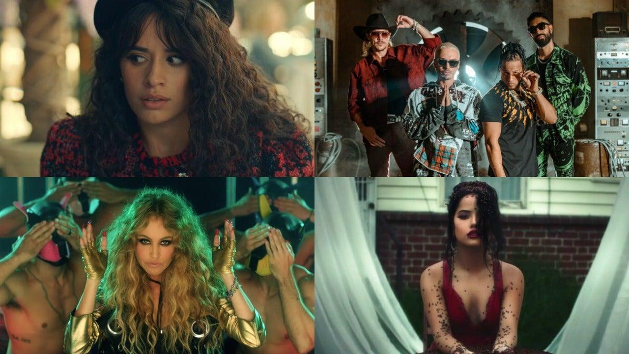 Becky G, J Balvin, Paulina Rubio & More Kick Off Hispanic Heritage Month With New Music