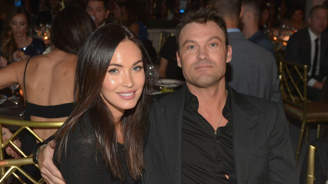 Brian Austin Green Talks Parenting 'Issue' With Megan Fox and How They Sorted It Out