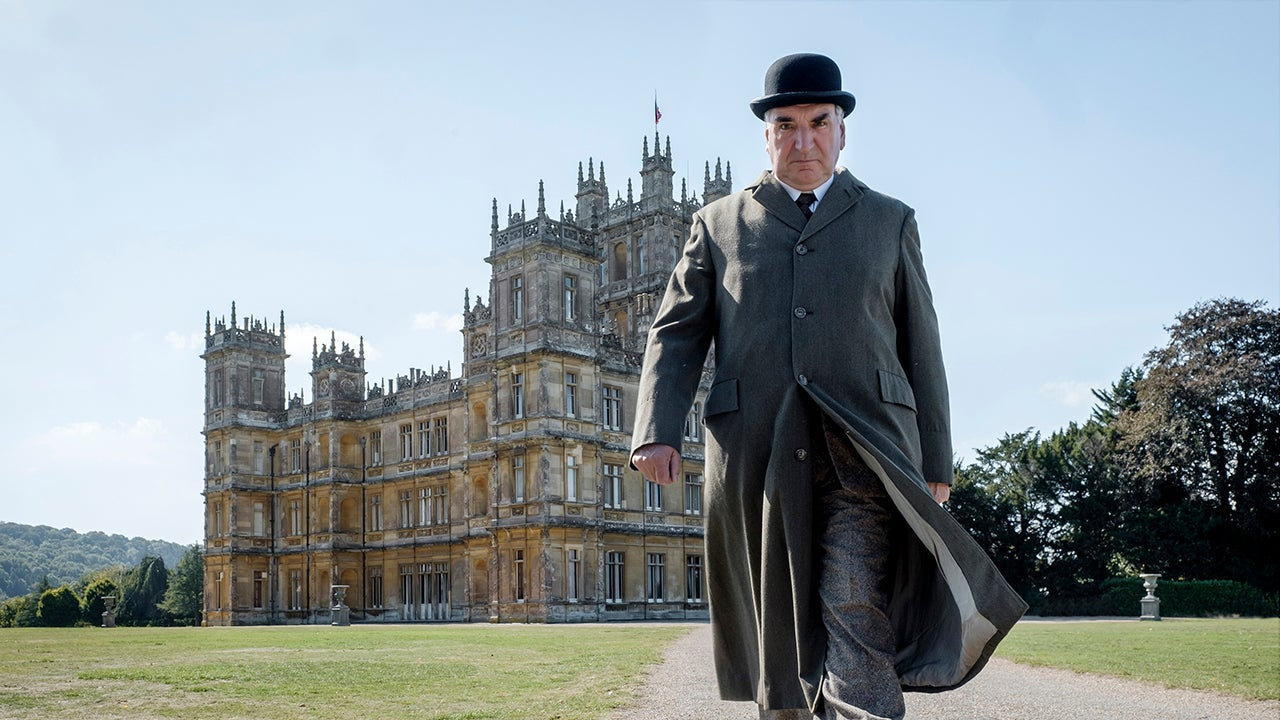 'Downton Abbey' Sequel? Creator Julian Fellowes and the Cast on Doing Another Film (Exclusive)