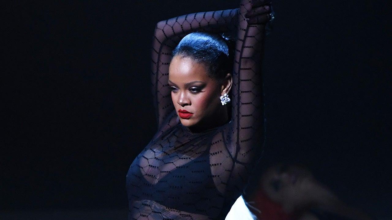 Watch Trailer for Rihanna's Savage X Fenty Show -- See the Sneak Peek!