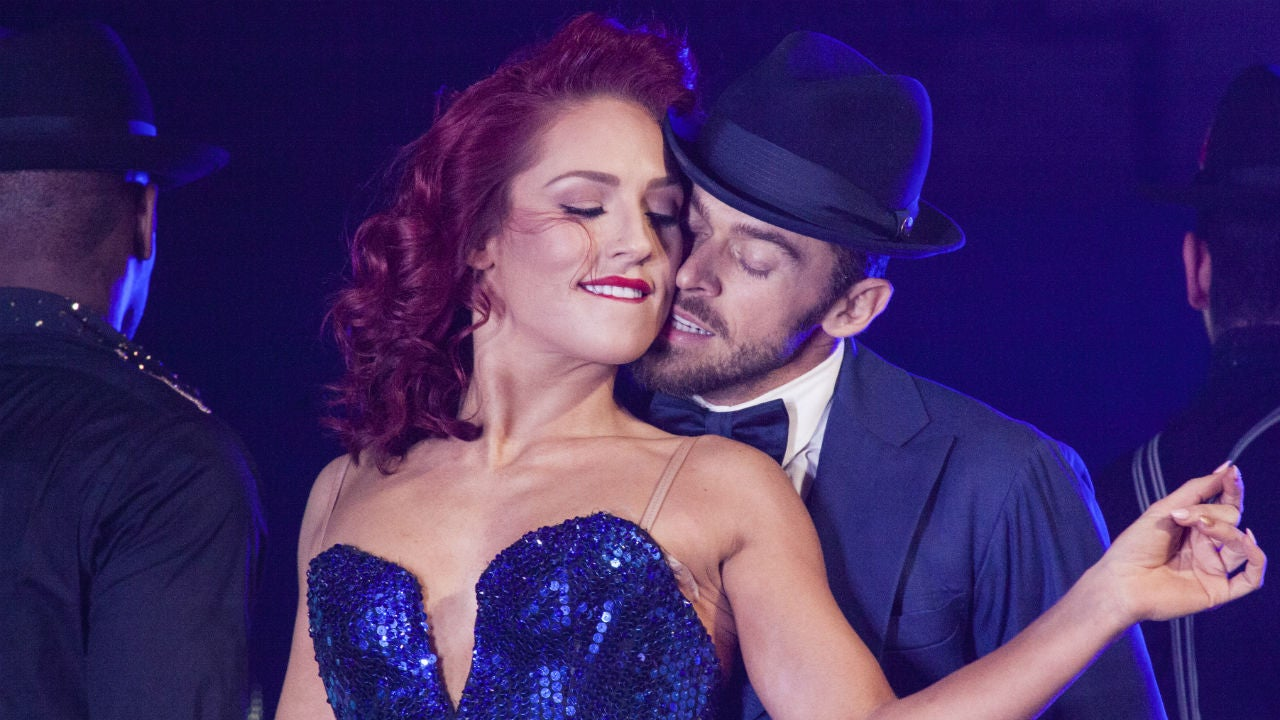 Sharna Burgess and Artem Chigvintsev Team Up for 'SYTYCD' After Being Cut From 'DWTS'