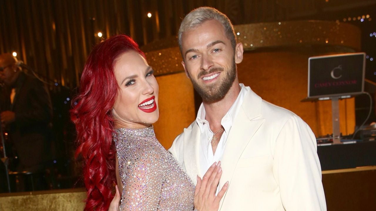 Artem Chigvintsev and Sharna Burgess Tease New Project Together (Exclusive)