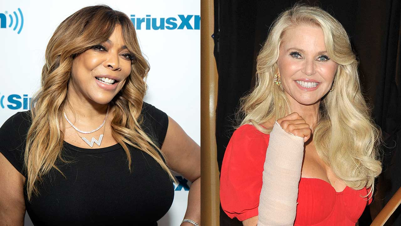 Wendy Williams Says Christie Brinkley's 'DWTS' Injury Looks 'Fake as Hell'