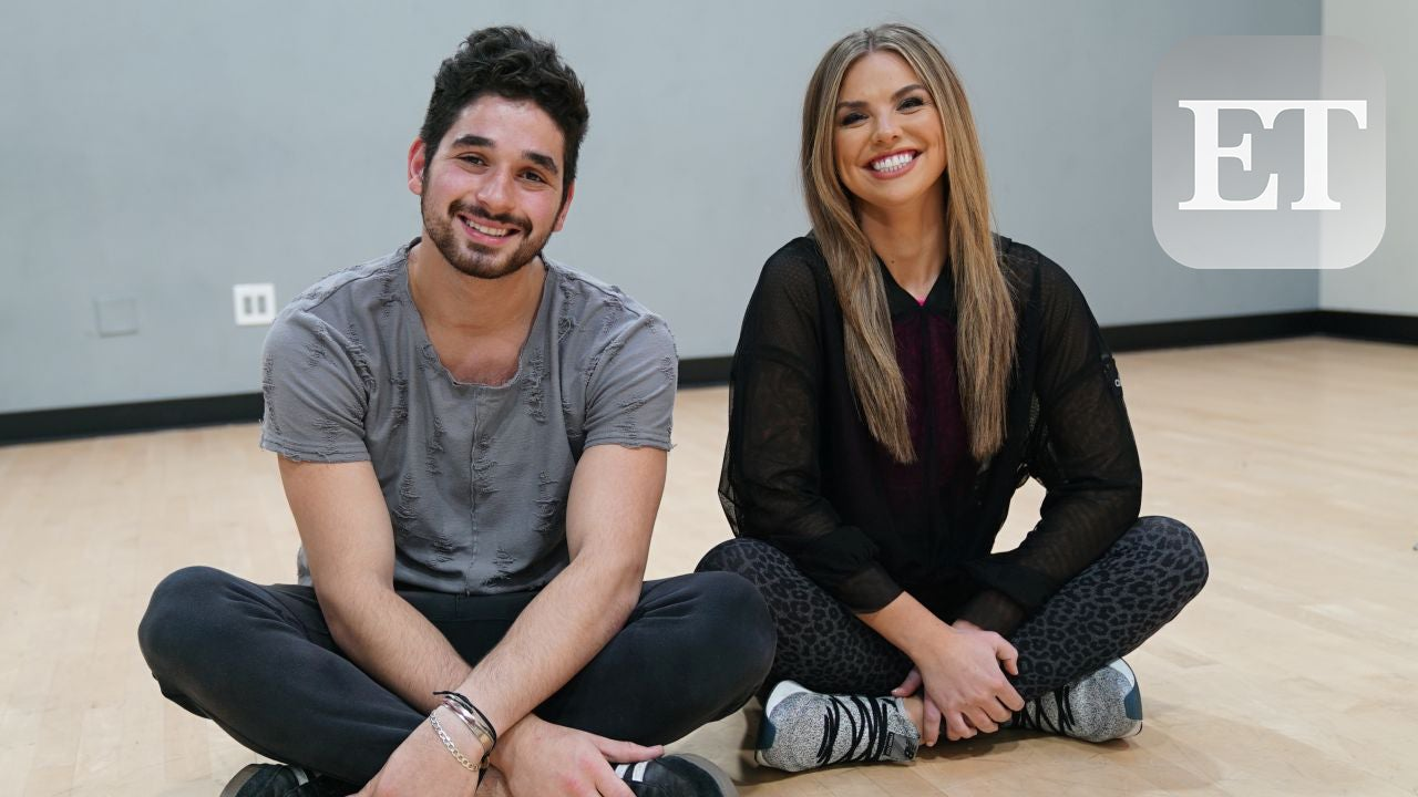 Alan Bersten Says Having Hannah Brown's Parents in 'DWTS' Rehearsals Was 'Exactly What We Needed' (Exclusive)