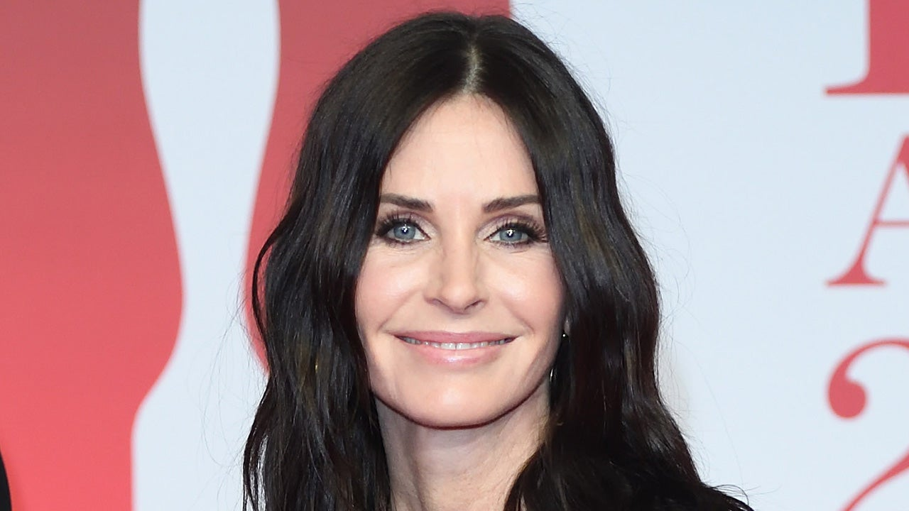 Courteney Cox Finally Gets Monica in 'Which Friends Character Are You?' Filter