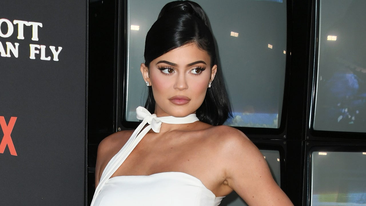 Kylie Jenner Serves Us Sexy Winter Wonderland Looks -- See the Pics!