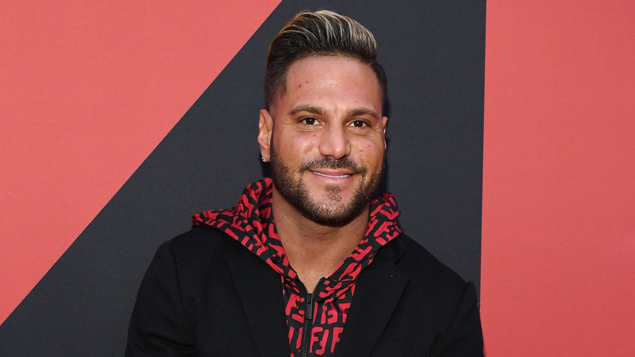 Ronnie Ortiz-Magro Brings Daughter to Disneyland After Protective Order Is Lifted