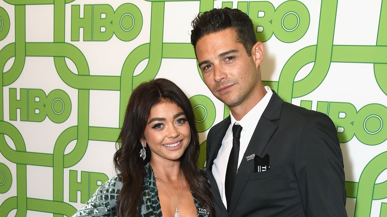 Sarah Hyland and Wells Adams Post the Cutest Messages to Each Other on 2-Year Anniversary