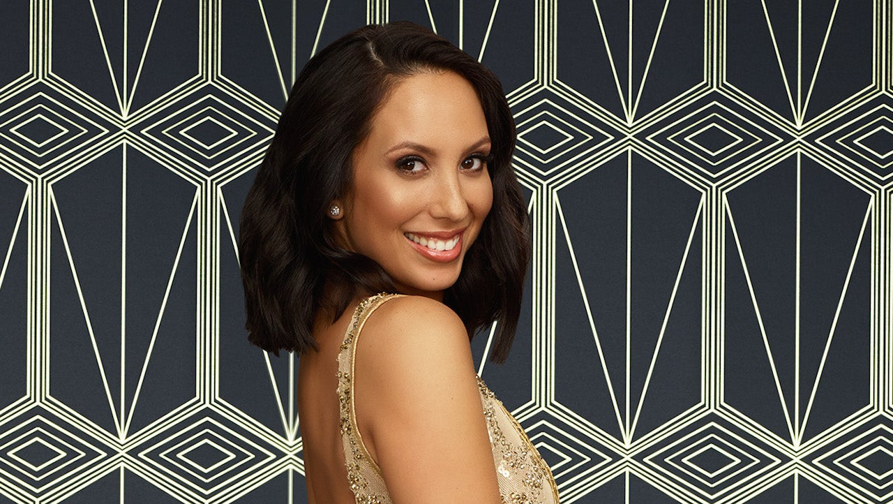 'Dancing With the Stars' Pro Cheryl Burke Co-Hosting Entertainment Tonight (Exclusive)
