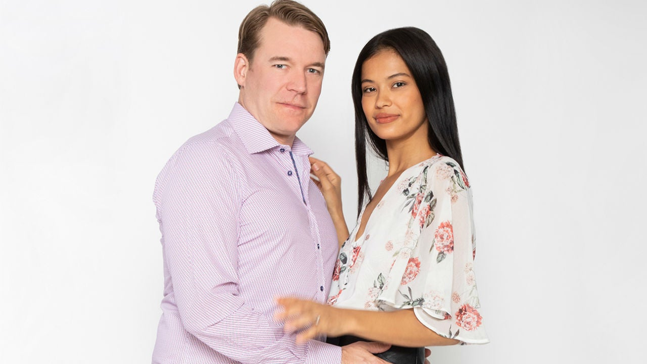'90 Day Fiance': Juliana and Michael Marry in Fairy Tale Wedding Officiated By His Ex-Wife