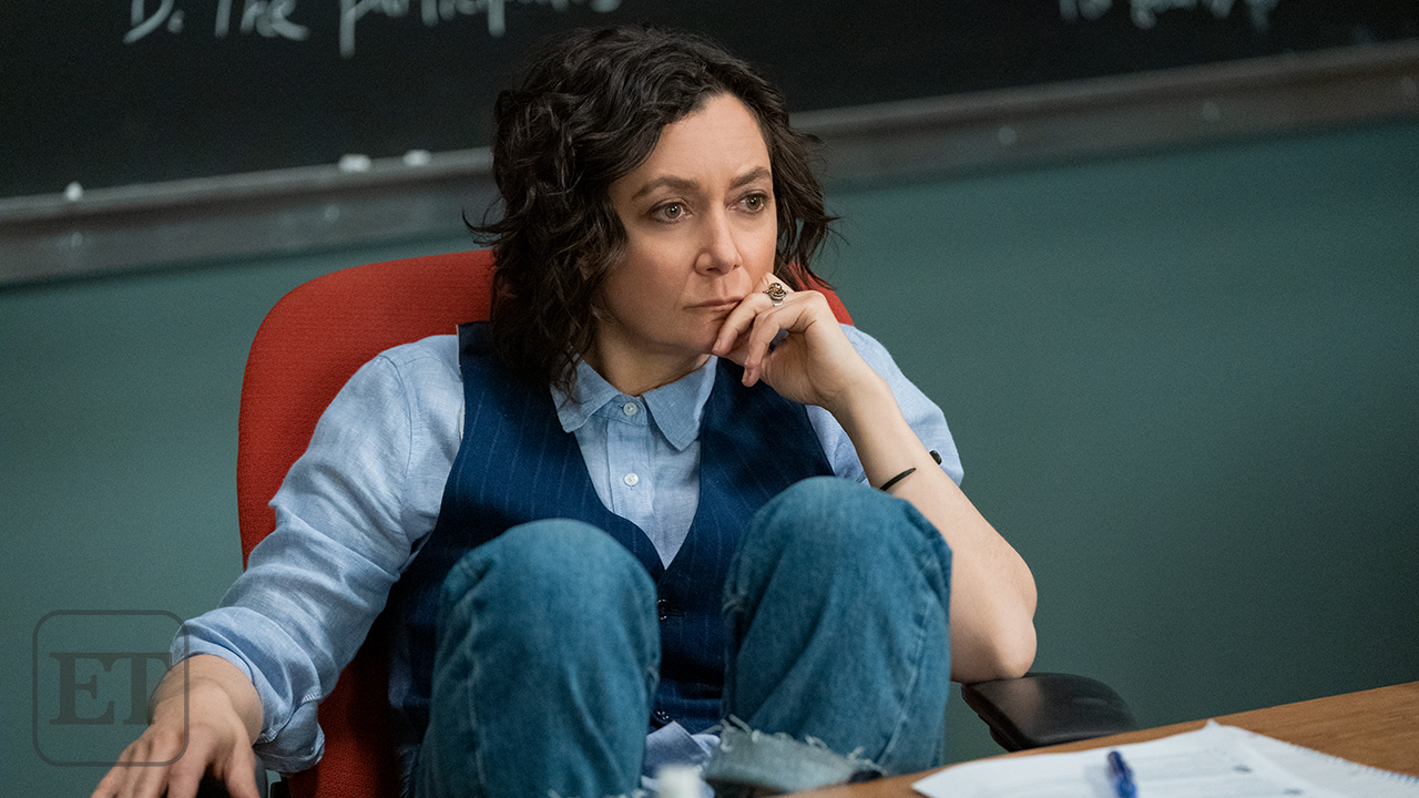 Sara Gilbert and Eric McCormack Are College Professors in Season 3 of 'Atypical': First Look (Exclusive)