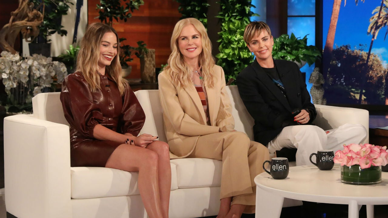 Nicole Kidman and Margot Robbie Consider Harry Styles, Brad Pitt and More to Date Charlize Theron